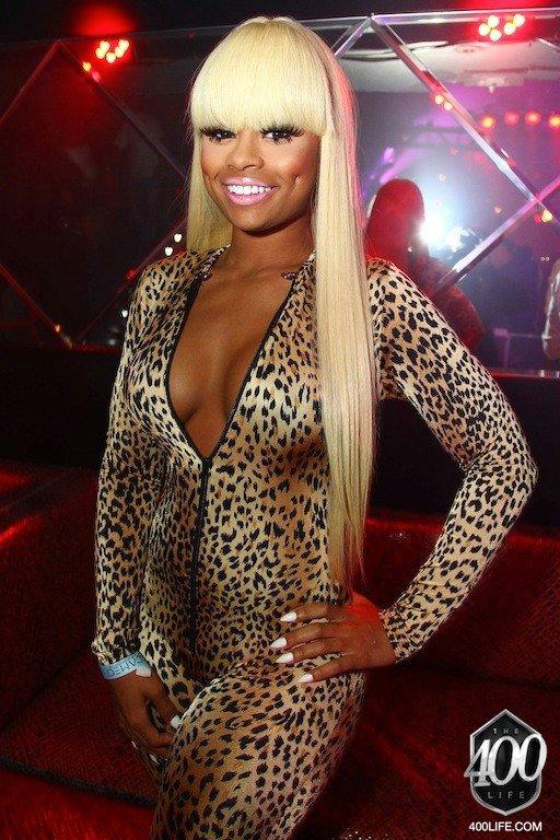 Nicki Minaj Outfits - Leopard catsuit - Coser.Z's Home