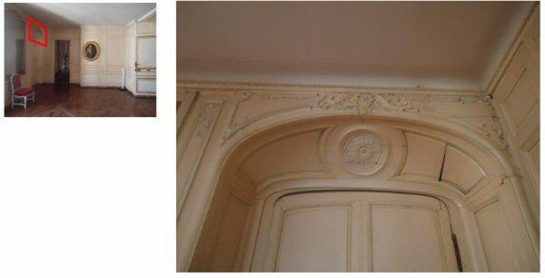 Second étage - Aile centrale - Appartement de Madame du Barry - 33 Antichambre